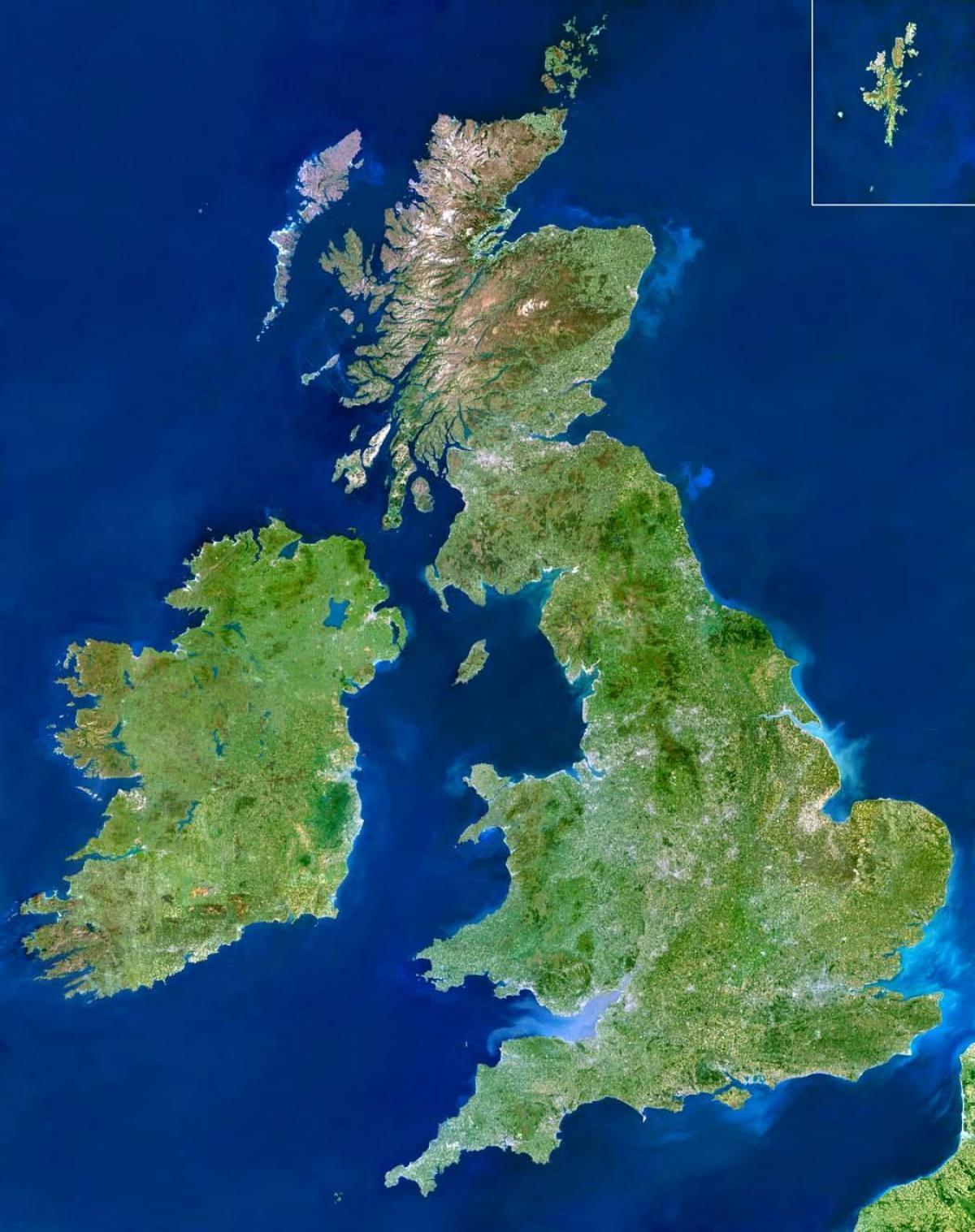 Satellitt Kart Norge Kart Ok Satellitt Northern Europe Europe